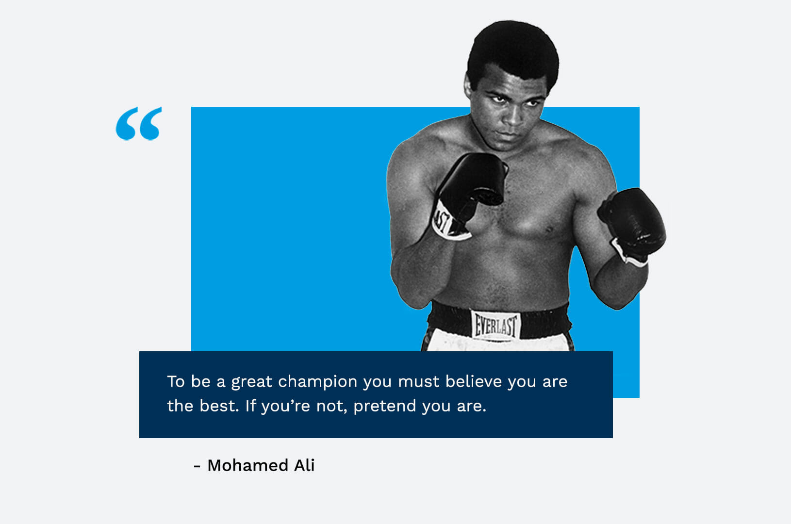 MohamedAli Quote