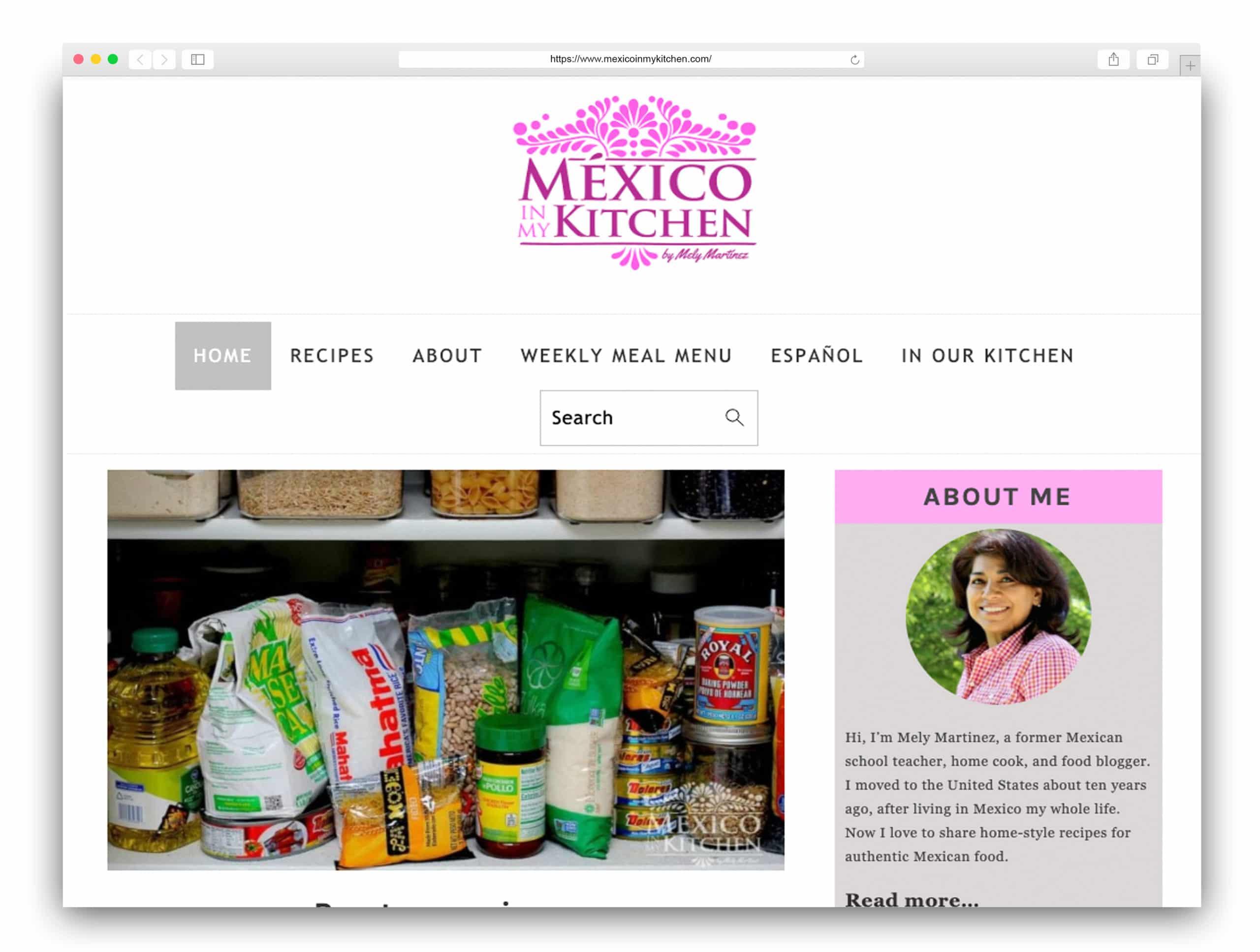 Mexicoinmykitchen
