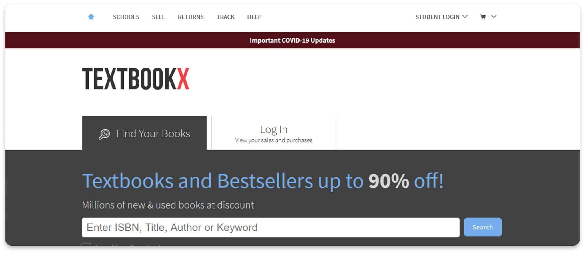 TexbookX Affiliate