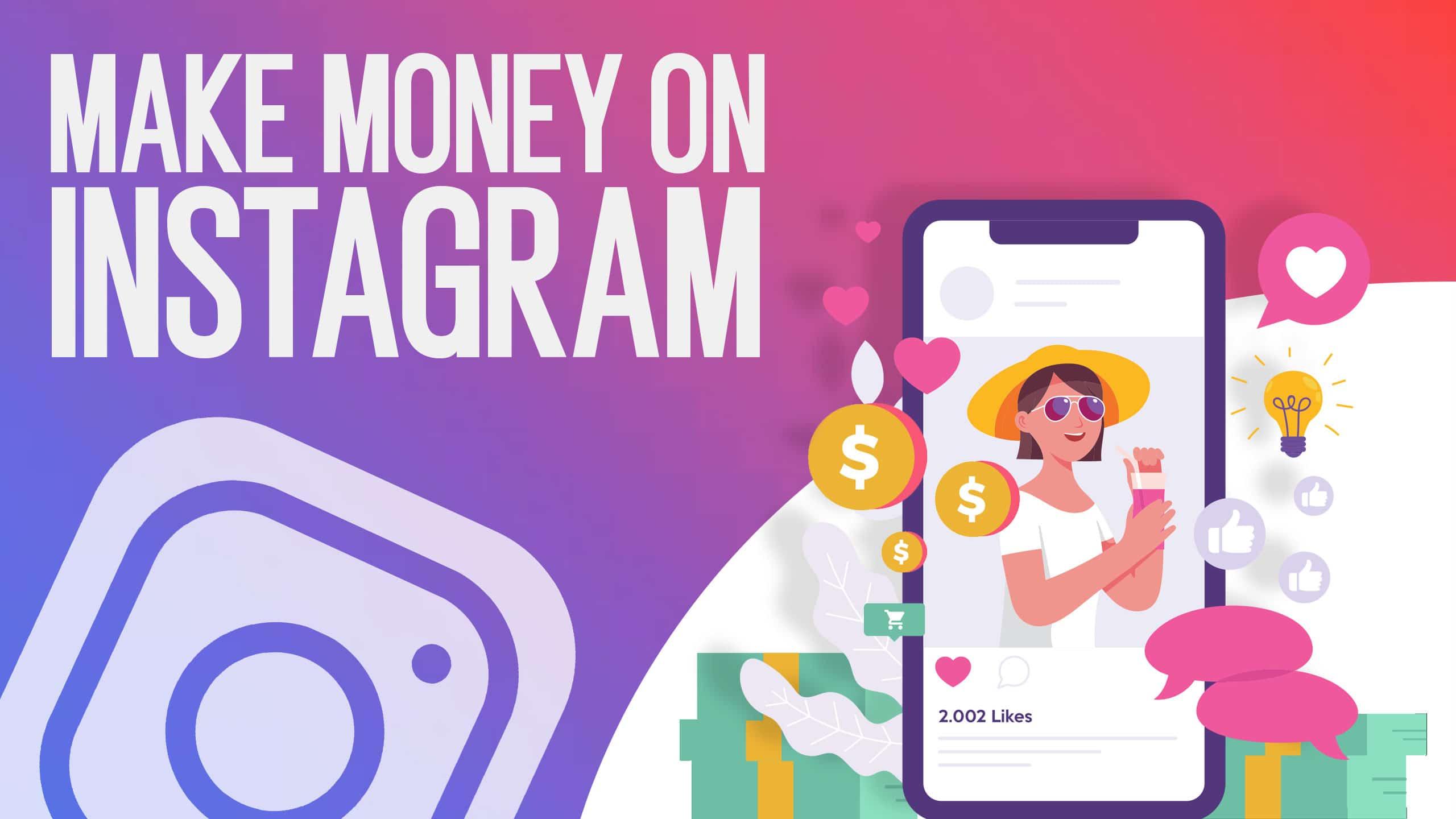 Money On Instagram