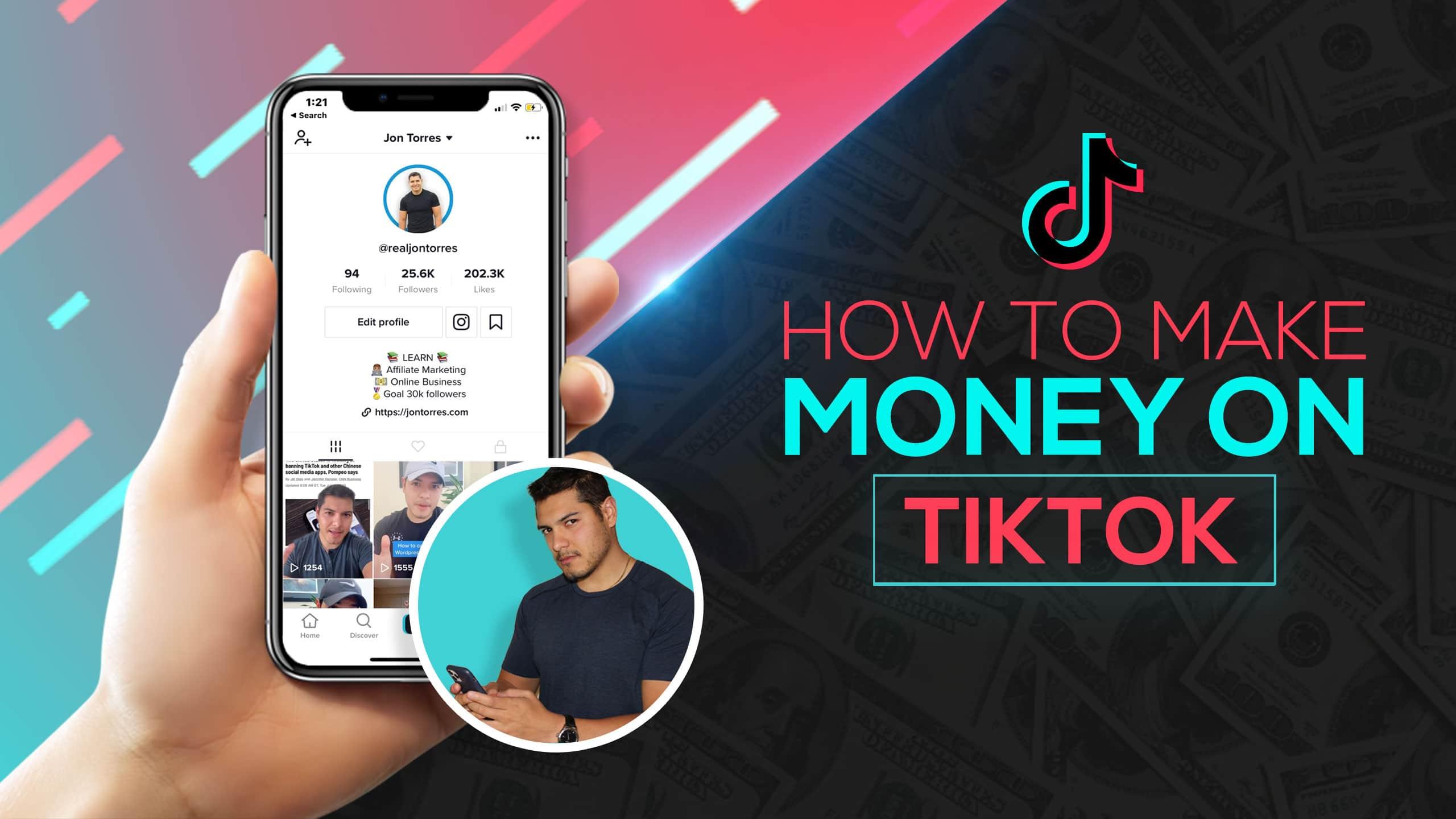 Make Money on TikTok