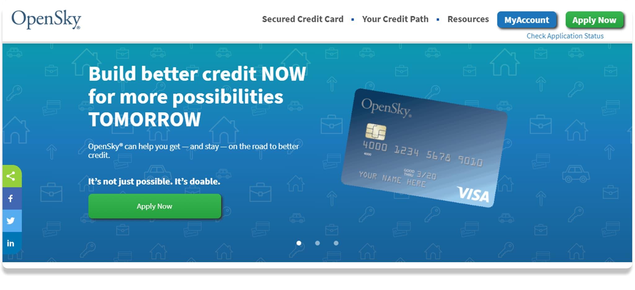 OpenSky Bank