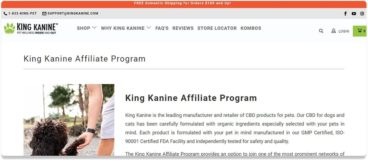 King Kanine CBD