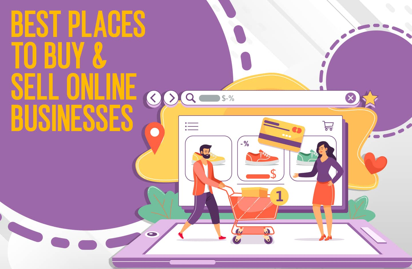 Where to buy and sell online Businesses